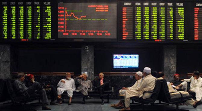 پاکستان اسٹاک ایکسچینج میں مثبت رجحان، انڈیکس میں 900 پوائنٹس کا اضافہ ریکارڈ کیا گیا