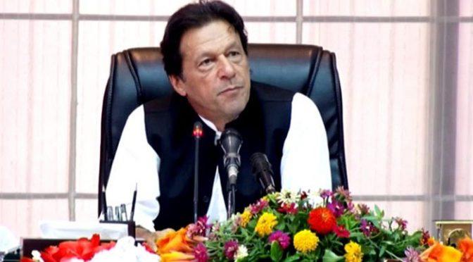 """""""امریکہ کی غلط بات نہیں مانیں گے """"عمران خان"""