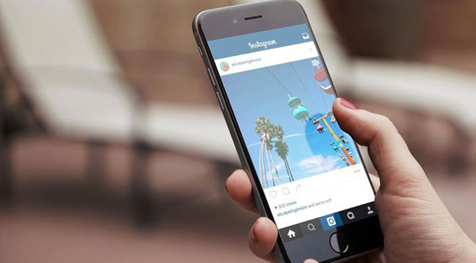 انسٹاگرام نے 'ری پوسٹ' فیچر کی شمولیت کی تردید کردی
