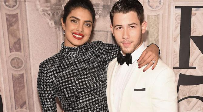 پریانکا اور نک کو دوبارہ شادی کیلئے برج الخلیفہ میں دعوت
