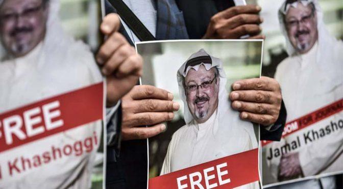 سعودی عرب نے اپنے استنبول قونصل خانے میں صحافی جمال خاشقجی کے قتل کی تصدیق کردی