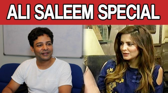 Ali Saleem Special | Tea @ 5 | 7 October 2018 | Channel Five