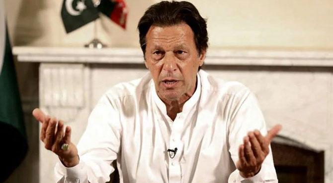 اکثر سیاستدان مجرم ، ثبوت موجود ،کسی ڈاکو کو نہیں چھوڑونگا : عمران خان
