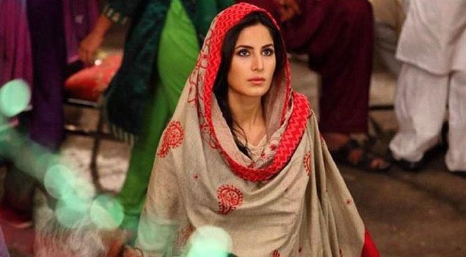 کترینہ کیف 'ٹائیگر زندہ ہے' کے بعد ایک اور فلم میں پاکستانی لڑکی کے کردار میں