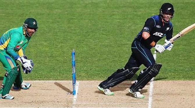 پاکستان کیخلاف ٹی ٹوئنٹی سیریز کے لیے نیوزی لینڈ کی ٹیم کا اعلان