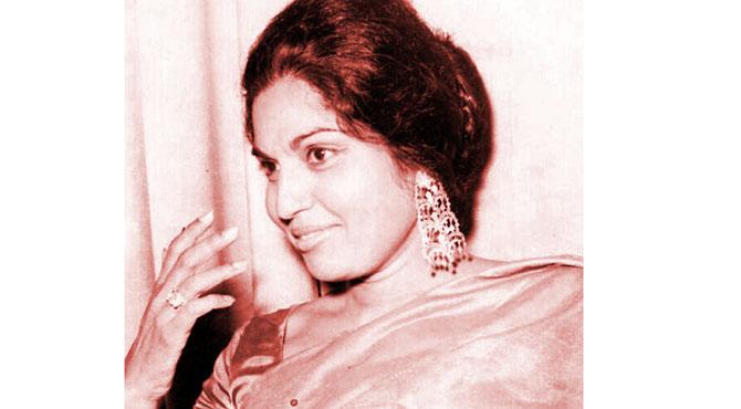 منور سلطانہ پاکستانی فلموں کی پہلی گلوکارہ ،ملی نغمے بھی گائے