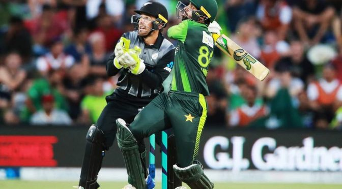 پہلا ٹی ٹوئنٹی: پاکستان کا نیوزی لینڈ کے خلاف ٹاس جیت کر بیٹنگ کا فیصلہ