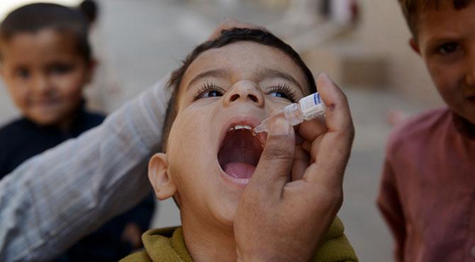 کراچی کے مختلف علاقوںسے پولیو وائرس کی برآمدگی نے شہریوں میں خوف و ہراس پیدا کر دیا