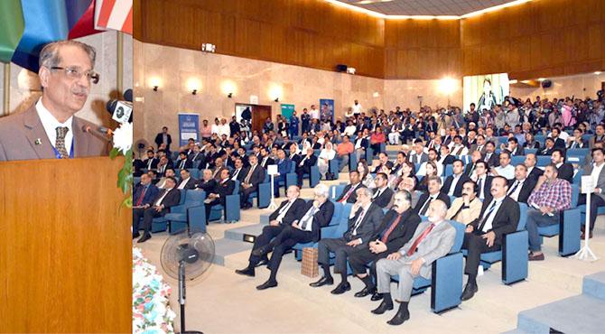 سندھ طاس معاہدے پر دوبارہ غور کیا جائے : آبی سپموزیم کا اعلامیہ