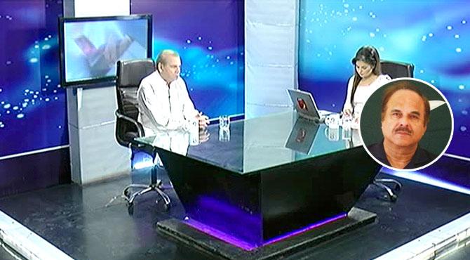 """عمران خان کے دوست ممالک کے دورے طے کرینگے پاکستان کس رخ جائیگا : ضیا شاہد ، 3 وزیروں کے کرپٹ نکلنے کی خبر درست نہیں ، وزیراعظم نے ایسا کچھ نہیں کی : نعیم الحق کی چینل ۵ کے پروگرام """" ضیا شاہد کے ساتھ """" میں گفتگو"""