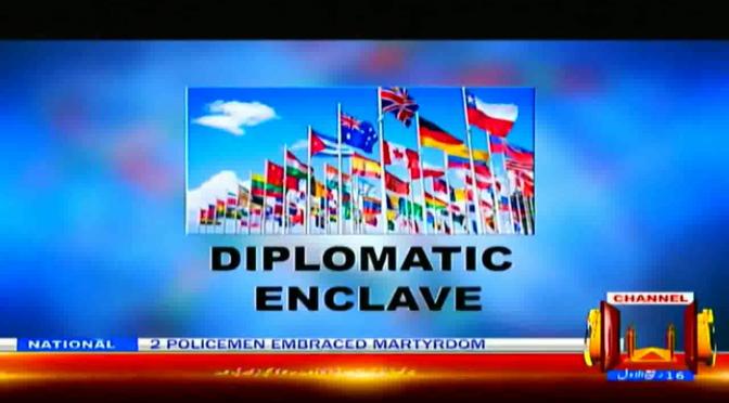 Program Diplomatic Enclave  |  24 November 2018 | Channel 5
