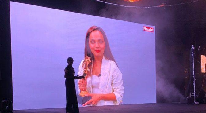 مصالحہ ایوارڈز میں پاکستانی اور بھارتی ستاروں کی دھوم