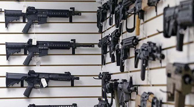 دنیا کی 100 بڑی اسلحہ ساز کمپنیوں میں سے 47 امریکی ہیں، رپورٹ