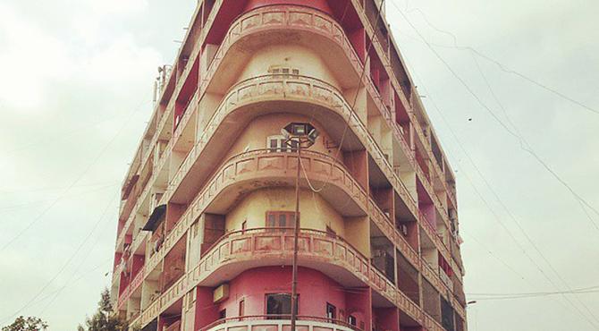 کراچی میں عمارتیں قید سے رہاہو گئیں ، 6 منزلوں کا عام اجازت