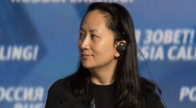 ہواوے کی اعلیٰ افسر کی گرفتاری، چین کا امریکا سے شدید احتجاج