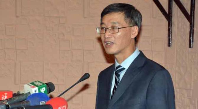 سی پیک براہ راست غیر ملکی سرمایہ کاری کا بہترین نمونہ ہے: چینی سفیر