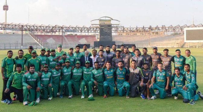 ایمرجنگ ایشیا کپ: بنگلادیش نے پاکستان کو 84 رنز سے شکست دے دی