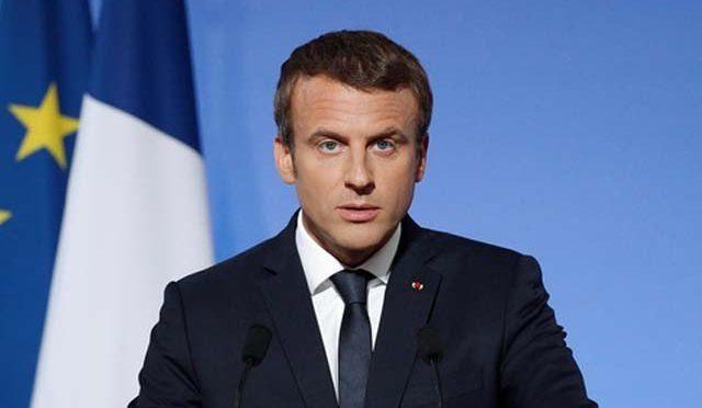 فرانسیسی صدر کا ٹیکس میں رعایت اور کم از کم تنخواہ میں اضافے کا اعلان