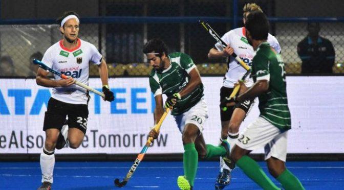 ہاکی ورلڈ کپ: ہالینڈ نے پاکستان کو 1-5 سے شکست دے دی