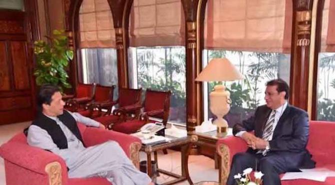 وزیراعظم عمران خان نے یوسف بیگ مرزا کو معاون خصوصی برائے میڈیا تعینات کر دیا