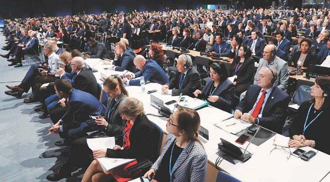 حیاتیاتی ایندھن ماحولیاتی تبدیلی پر سب سے زیادہ اثر انداز ہورہا ہے، اقوام متحدہ