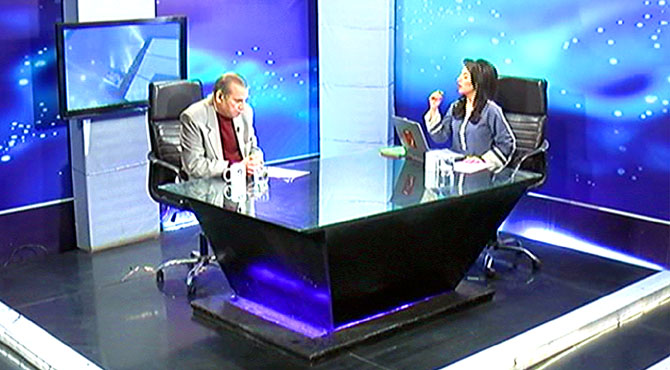"""مودی کو 5 ریاستوں میں شکست ، اصل طاقت کھو بیٹھے : معروف صحافی ضیا شاہد کی چینل۵ کے پروگرام """" ضیا شاہد کے ساتھ """" میں گفتگو"""