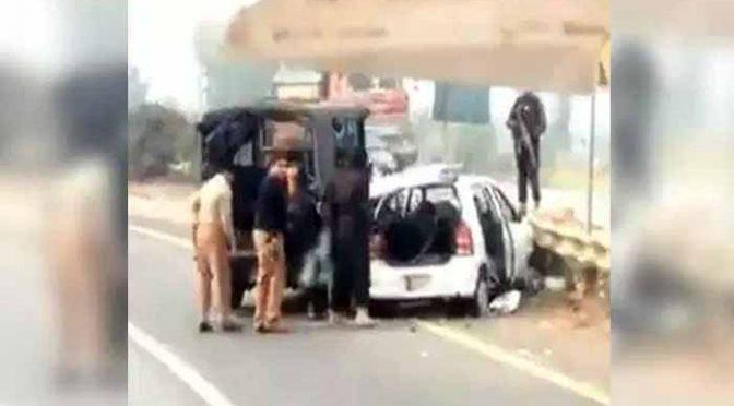 سانحہ ساہیوال : گاڑی میں بچے اور فیملی ہونے کے باوجود افسروں نے آپریشن کا حکم دیا ، سی ٹی ڈی کے سب انسپکٹر صفدر کا بیان