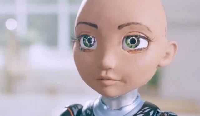 صوفیہ: بچوں کو کوڈنگ سکھانے والی روبوٹ