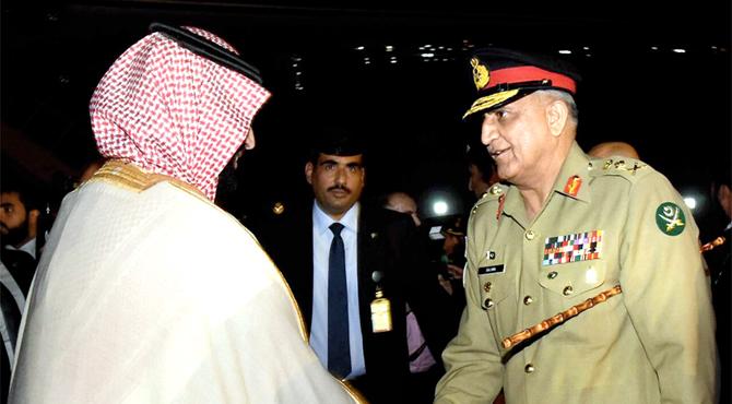 آرمی چیف جنرل قمر جاوید باجوہ کا پاک سعودیہ تعلقات میں اہم کردار