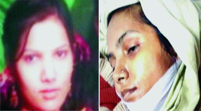 """خاوند نے ماں ، بھائی کیساتھ ملکر تشدد کر کے بیوی قتل کر دی ، """" خبریں ہیلپ لائن """" میں انکشاف"""