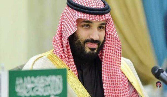 عمران خان کی عظیم قیادت پاکستان کو درست سمت میں لے جارہی ہے، سعودی ولی عہد
