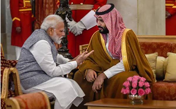 نریندر مودی کی درخواست پر سعودی ولی عہد نے سینکڑوں بھارتی قیدی بھی رہا کرنے کا حکم دے دیا