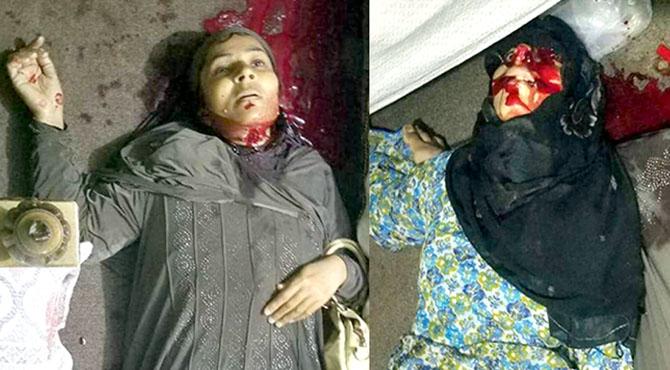 فیکٹری ایریا : جائیداد کی خاطر ظالم نے بھائی ، بہن ، بھانجی قتل کر دی