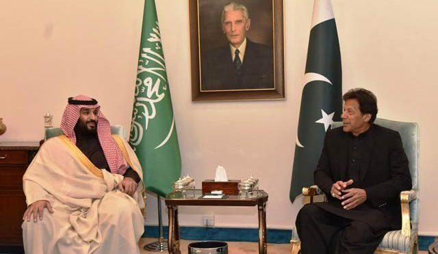 پاکستان سعودی عرب کا دہشتگردی کیخلاف اقدامات جاری رکھنے کا عزم، اعلامیہ