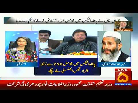 zia shahid k sath | 08 February 2019 | Channel Five