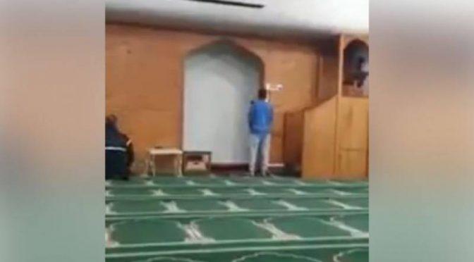 انتہا پسند سفید فاموں کے منہ پر طمانچہ،کرائسٹ چرچ کی مسجد میں عصر کی نماز ادا کردی گئی