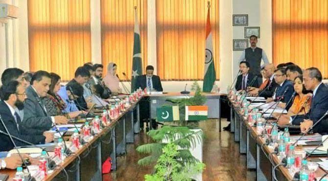 کرتارپورراہداری پرپاک بھارت مذاکرات میں اہم پیشرفت