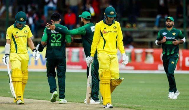 پاکستان اور آسٹریلیا کے درمیان ون ڈے سیریز کا دوسرا میچ آج کھیلا جائے گا
