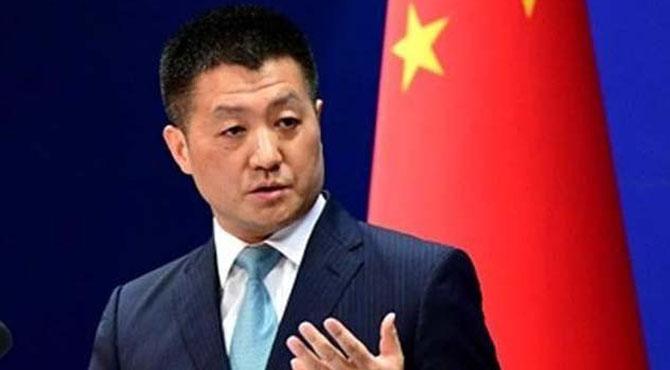 چین نے سی پیک پر بھارتی اعتراض کو مسترد کردیا
