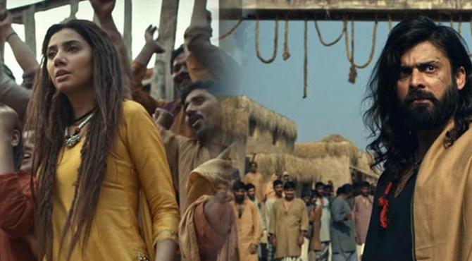 پاکستانی فلم دی لیجنڈ آف مولا جٹ کی ریلیز کےخلاف25 اپریل کو سماعت ہوگی