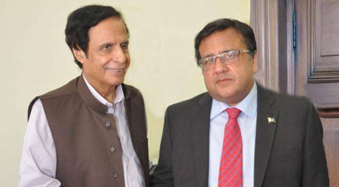 بیرون ملک مقیم پاکستانی ہمارا اثاثہ ہیں ،سپیکر پنجاب اسمبلی چودھری پرویز الٰہی کی اسپین (بارسلونا )میں تعینات پاکستان کے قونصل جنرل علی عمران چوہدری سے ملاقات کے موقع پر گفتگو۔