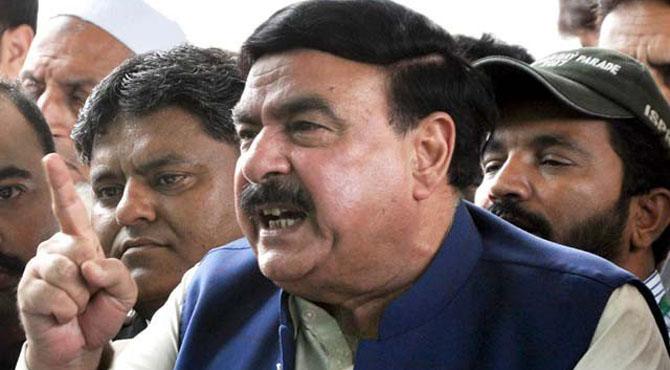 عمران خان کوبے خبرسمجھنے والوں سے بڑا بے خبرکوئی نہیں، شیخ رشید