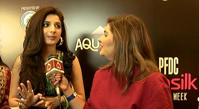 اداکارہ ماوراحسین کی چینل ۵ سے خصوصی گفتگو