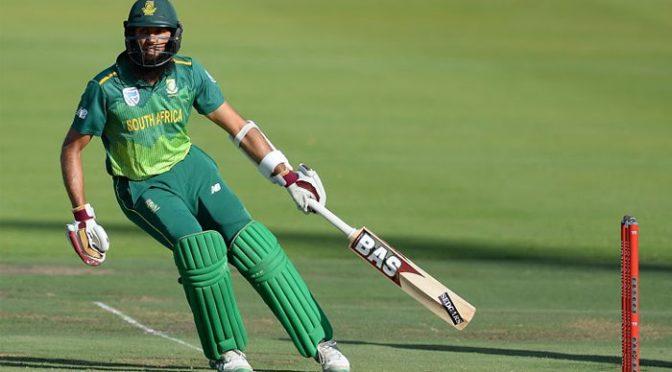 کرکٹ ورلڈکپ 2019: جنوبی افریقا کی 15 رکنی ٹیم کا اعلان
