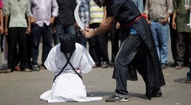 سعودی عرب میں اپنے ساتھی کو قتل کرنے کے جرم میں 2 بھارتیوں کے سر قلم