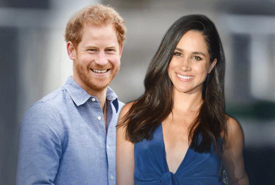 شہزادہ ہیری نے اداکارہ میگن کو شاہی محل میں رہنے کی دعوت دیدی