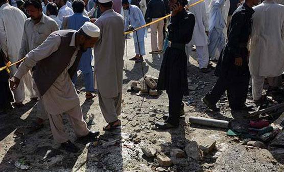 پارا چنار میں بڑا دھماکہ, 22افراد جاں بحق