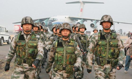 چینی جنگی جہازوں، ہیلی کاپٹروں سمیت ہزاروں فوجی جوانوں کی پاکستانی سرحد کے قریب آمد اندرونی کہانی سامنے آگئی