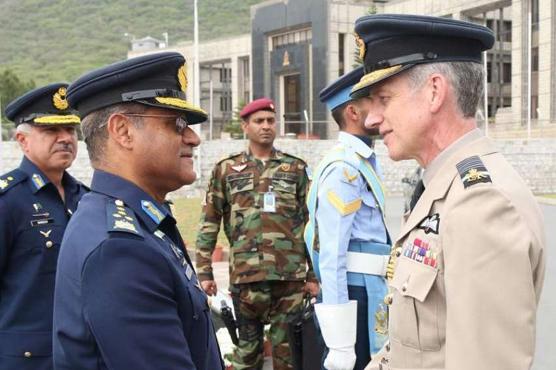 پاکستان کی دہشتگردی کیخلاف جنگ میں کامیابی …. پاک فضائیہ کے کردار کو سلام