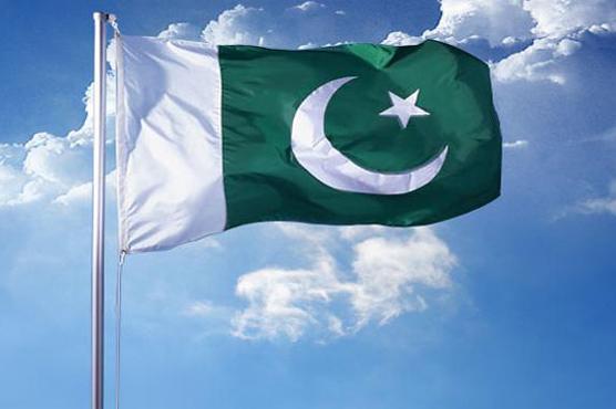 جلسہ گاہ میں قومی پرچم لہرانے والے کیساتھ افسوسناک اقدام